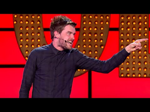Jack Whitehall on Airplane Food - Live at the Apollo - Series 9 - BBC Comedy Greats