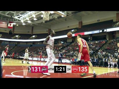 RJ Hunter (27 points) Game Highlights vs. Memphis Hustle