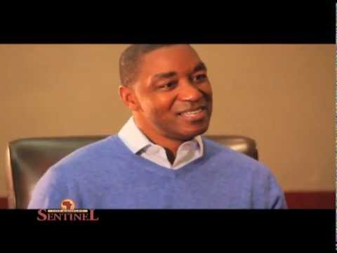 LASTV Isiah Thomas Interview with Brandon I. Brooks