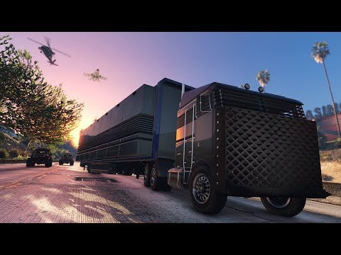 GTA5 ONLINE  GUN RUNNING DLC 6 MILLION DOLLAR SPENDING SPREE