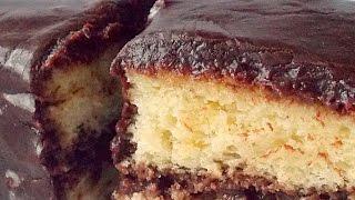 Бисквитные Пирожные «День и Ночь»