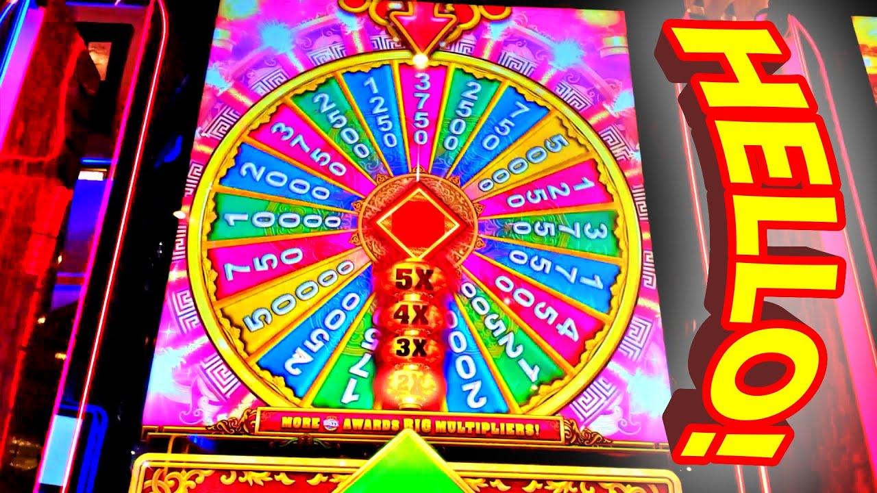I'M A MILLIONAIRE WITH $40 DOLLARS!!! * ATTEMPTED GENIUS!!! - Las Vegas Casino Slot Machine Bonus