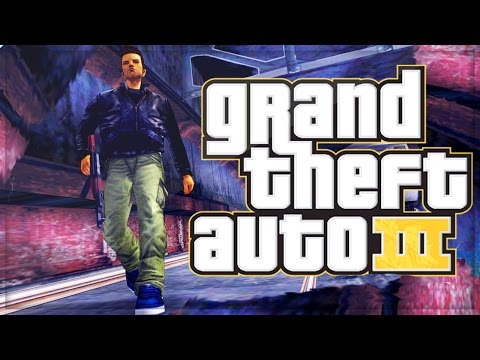 GTA 3 PS4 HD Gameplay! Let's Play PS2...