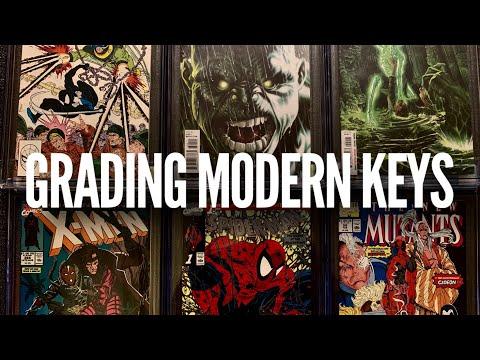 CGC UNBOXING! Modern key comic books!