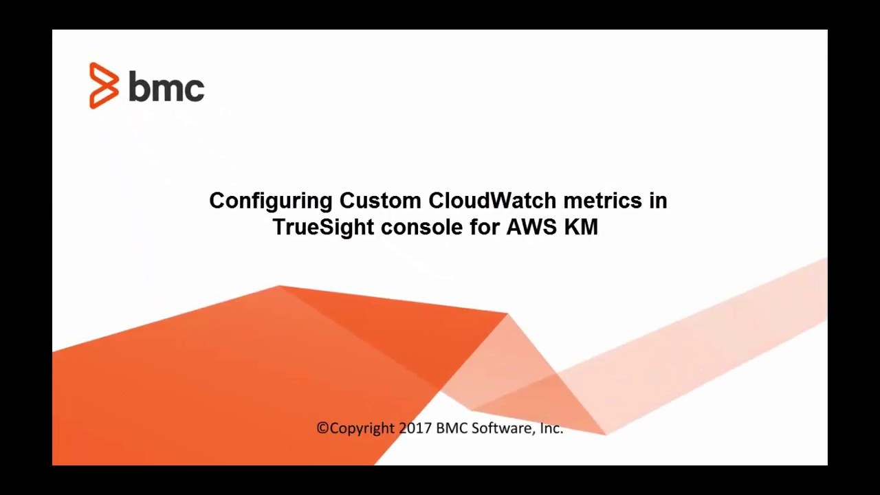 Configuring the Amazon Web Services monitor type - Documentation for