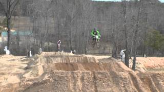 Motocross Jumping Techniques