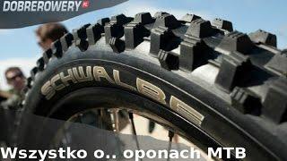 Poradnik - opony do rowerów górskich MTB