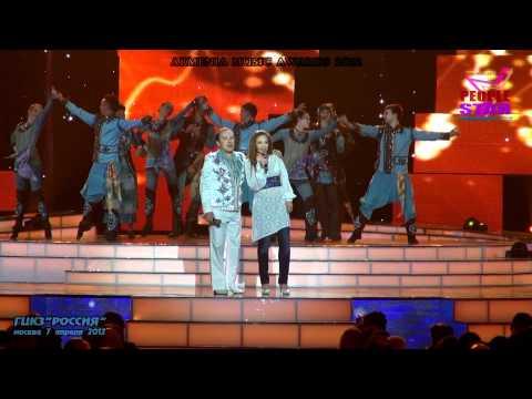 3.Armenia Мusic Awards 2012.Концерт.Москва,7 апреля 2012