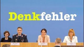 17. September 2018 - Bundespressekonferenz - RegPK