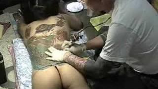 ◆初代彫心◆刺青美少女【加奈19歳】 thumbnail