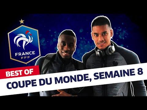 France: Highlights of the week, inside look (week 8) I FFF 2018