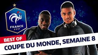 """Équipe de France, Le """"Best Of"""" des Bleus - Semaine 8"""