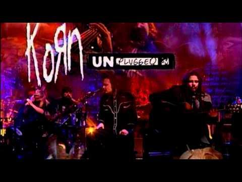 KoRn - Creep - MTV Unplugged