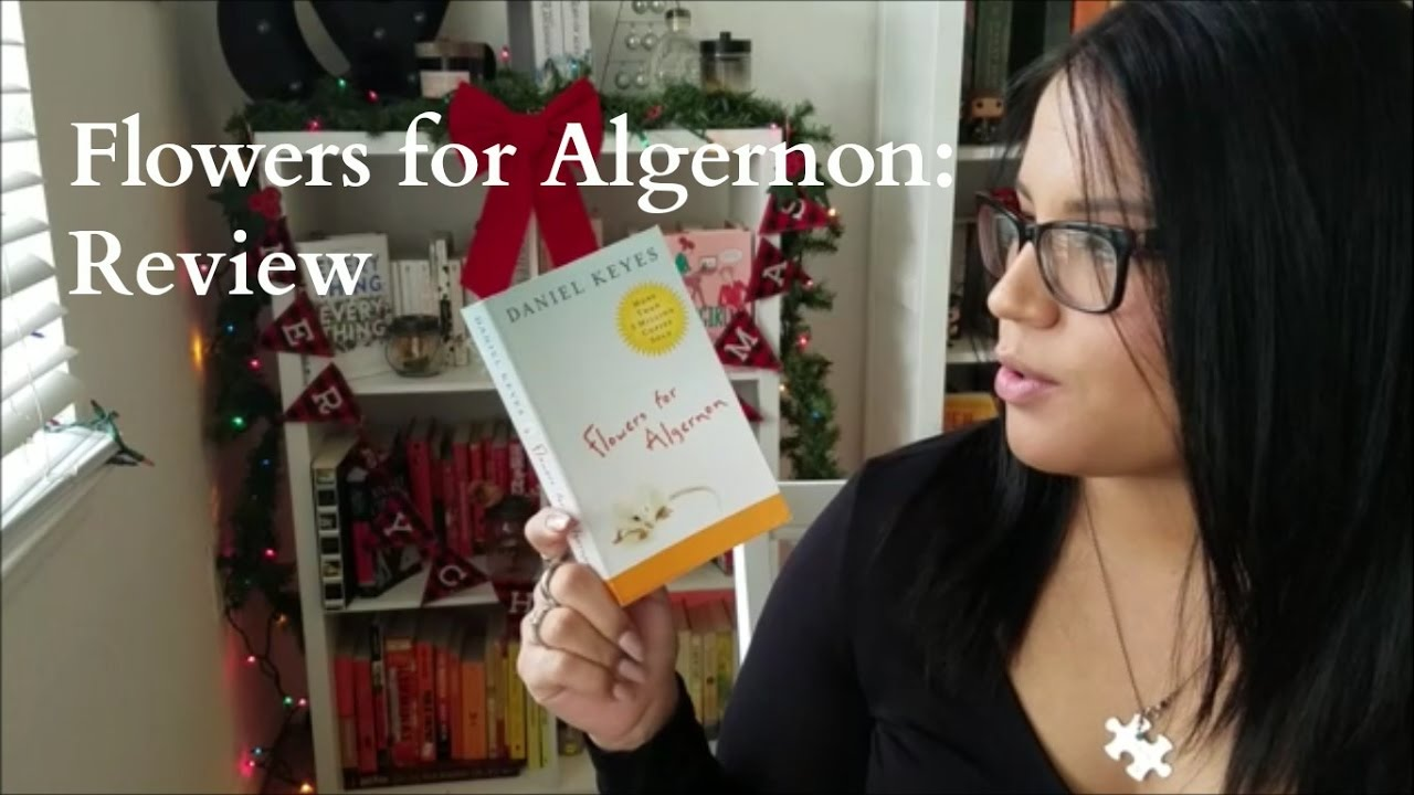 flowers for algernon book review flowers for algernon book review