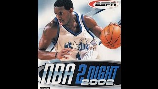 ESPN NBA 2Night 2002 Intro