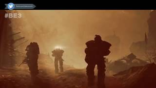 Fallout 76 | Nuclear Weapon Gameplay Trailer | E3 2018