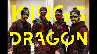 DRAGON KINGS - BY DANCE IT OUT DUBAI EVENTS