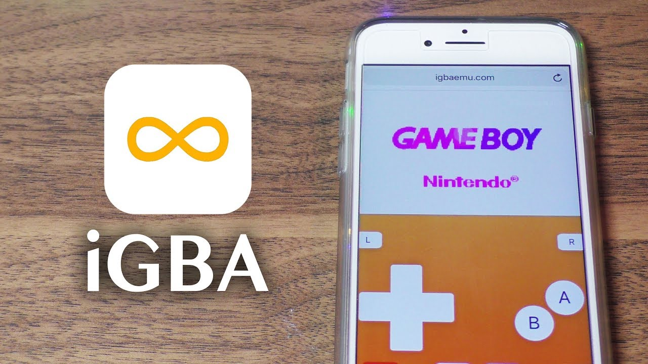 Igba emulator games | mGBA - 2019-01-04
