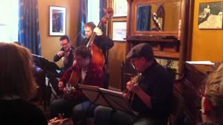 Diminushing (D. Reinhardt, S. Grappelli) - Jack Soref Quartet
