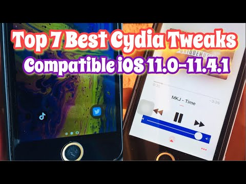 Top 7 Best Cydia Tweaks Compatible iOS 11 0 - 11 4 1 New! 2019