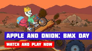 Apple and Onion: BMX Day · Game · Gameplay