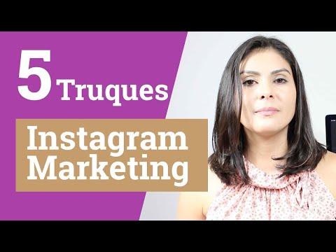 5 Truques de Instagram Marketing
