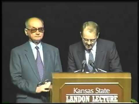 Landon Lecture | Wojciech Jaruzelski