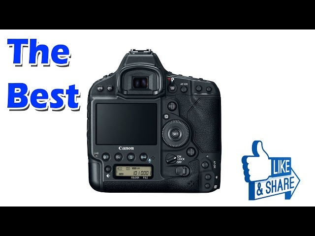 CANON 1DX MARK II ((Full Work)) PROFESSIONAL