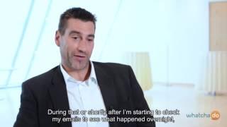 Stephan Gerhager - Chief IT Security Officer, Allianz Deutschland AG