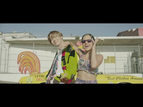 j-hope 'Chicken Noodle Soup (feat. Becky G)' MV