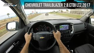 Chevrolet Trailblazer 2017 - POV