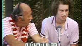 1978 John McEnroe interview