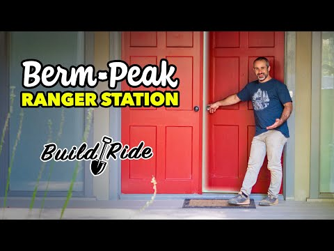 I bought another house! Welcome to the Berm Peak Ranger Station
