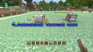 minecraft build things cool edition