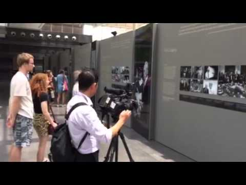 Lee Kuan Yew: Memorial exhibition at National Museum of Singapore