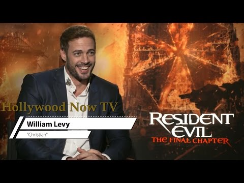 Resident Evil: The Final Chapter William Levy Interview