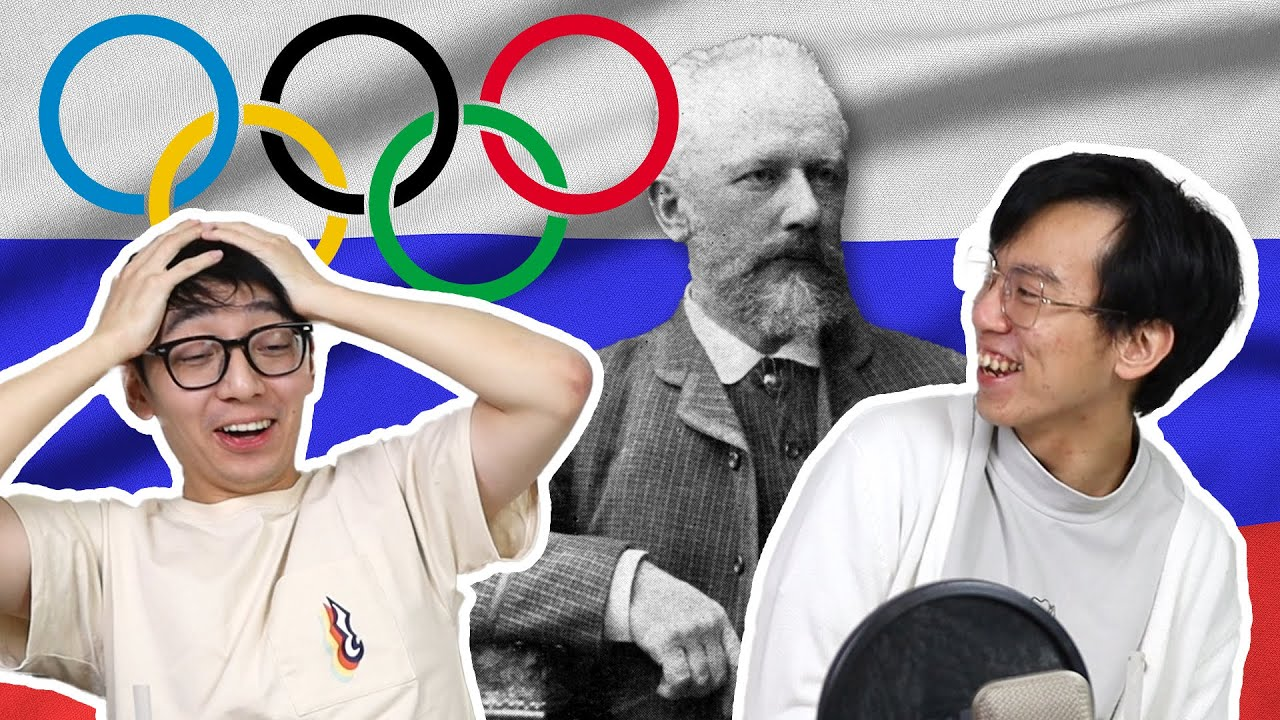 Tchaikovsky Replaces Russian Anthem at the Olympics