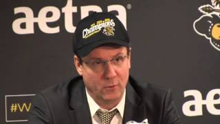 Wichita State coach Gregg Marshall talks about his seniors