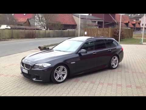 BMW 5er F11 Edition Sport  19Zoll M351 50mm tiefer BMW Perf