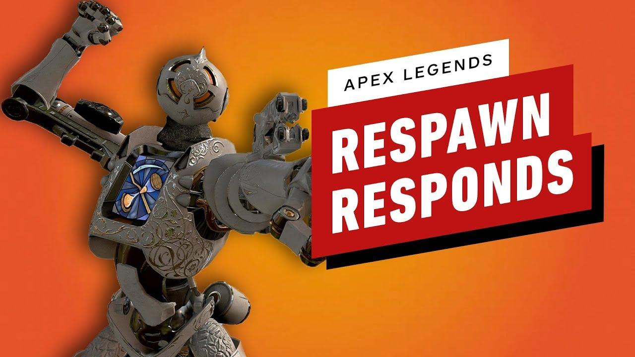 Apex Legends Dev reagiert auf das Iron Crown Loot Box Problem + video