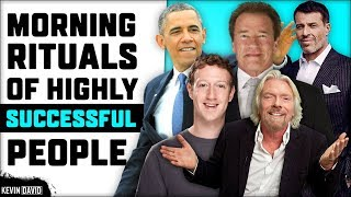 Morning Rituals of Mark Zuckerberg, Tony Robbins, and Steve Jobs | The MOST Successful People