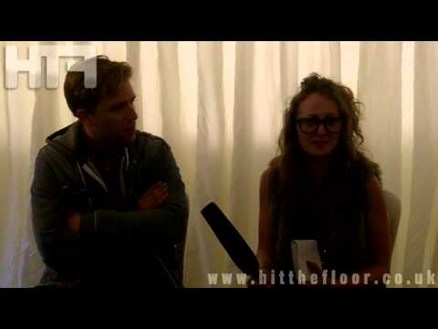 Sub Focus Interview - Boardmasters Festival - 2011