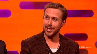 Ryan Gosling Really Regrets Telling This Weird Story - The Graham Norton Show