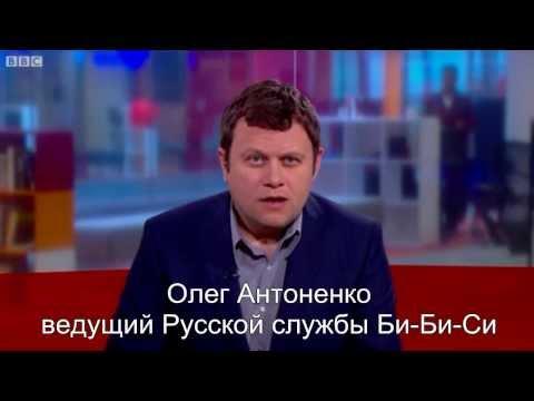 Песня Олега Антоненко