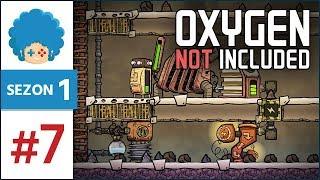 Oxygen Not Included PL #7 s01 Prund na wungiel... i lamy v