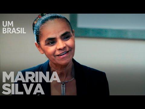 Marina Silva discute a partidarização da política no Brasil