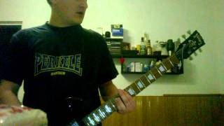 HIM - Poison Heart GUITAR COVER by Ramones