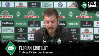"Kohfeldt zu Pizarros Sport-Bambi: ""Ein Anlass, dass er einen ausgibt"""
