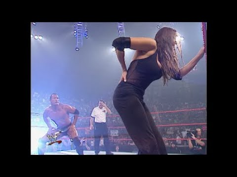 Download The Rock vs. Test & Stephanie McMahon - 09/10/01