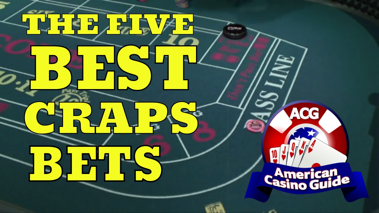 Best Way To Bet Craps